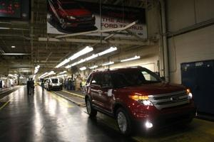 Ford surprises in 2Q with record North American profit