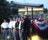 Schererville unveils the World Trade Center beam