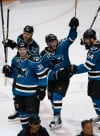 Sharks prepare for Blackhawks in conference finals