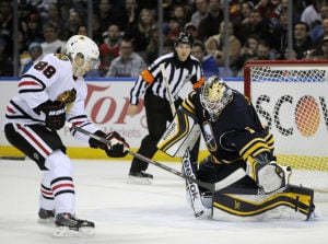 BLACKHAWKS NOTES: Kane's skills hard to pass up, Handzus says