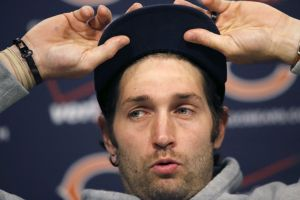 Bears' Jay Cutler shooting for an injury-free 2014 season