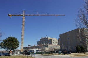 Community Hospital undergoes major expansion project