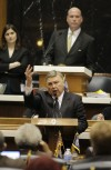 Ind. House approves right-to-work bill