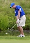 Boone Grove golfer Tyler Nicol