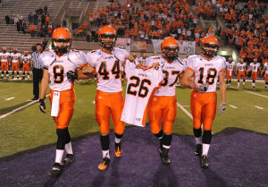 JIM PETERS: There's a sense of renewal at LaPorte