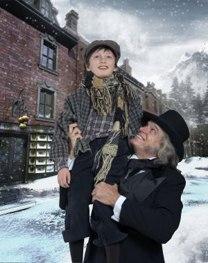 Musical with Holiday Spirit: 'A Christmas Carol: The Musical' opens today at Theatre at the Center