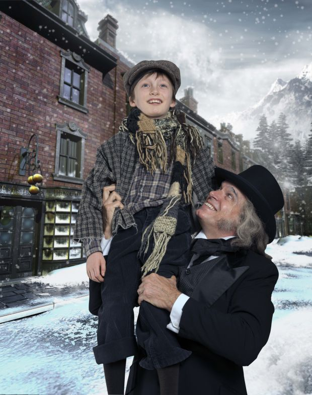 musical with holiday spirit a christmas carol the