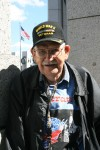 Veteran honored with trip