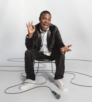 Tracy Morgan 'Picking Up the Pieces' in Hammond