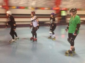 Illiana Derby Dames keep it real in roller derby