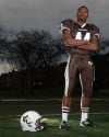 Mount Carmel's Derrick Bryant does his talking on the field
