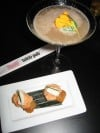 "Tokio Pub's ""In Bloom Asian Martini"""