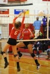 Momentum carries H-F to volleyball win over T.F. South