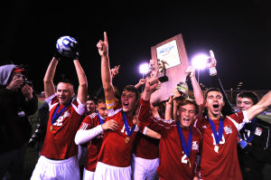 Two overtime goals send C.P. to another state title