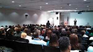 More than 350 attend forum on child abuse, neglect