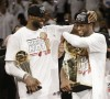 LeBron gets 2nd straight ring