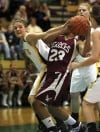 GBK_MT_SEC, bowman academy girls romp kouts, sectional 49 girls basketball