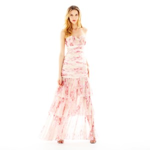 Prom dresses full of color, sparkle