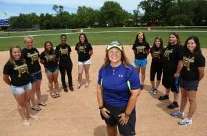 Crete-Monee's Sue Giannantonio is The Times Illinois Softball Coach of the Year