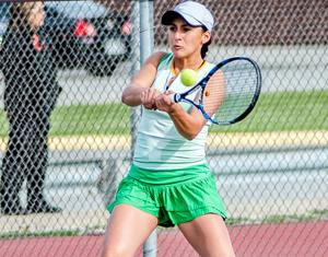 Valpo rallies for tennis sectional semifinal win over Portage