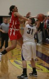 Portage and Hobart girls hoops