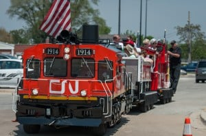 Railroad fans get on track in Homewood