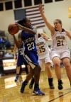 Rolanda Curington, Lake Central girls basketball