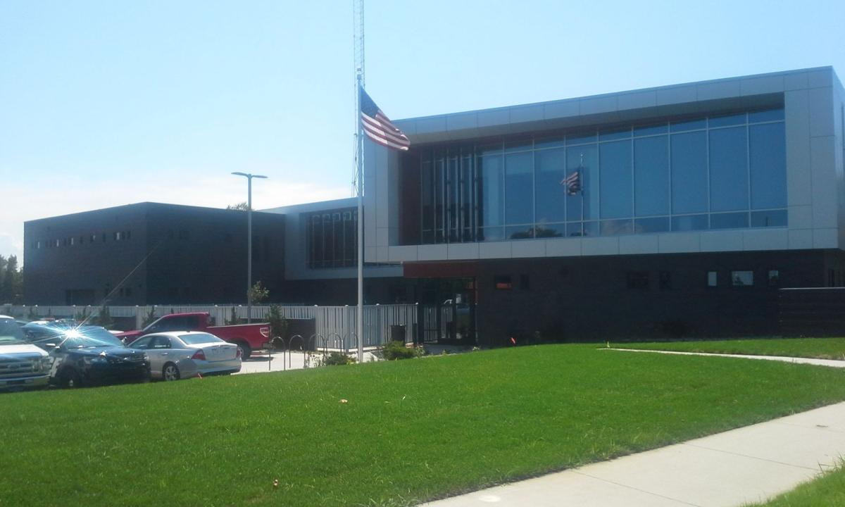 Michigan city police move into new facility northwest for Laporte city police department