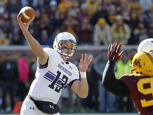Northwestern momentum halted in Minnesota
