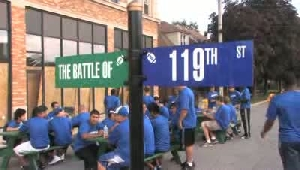 Clark, Whiting ready for 119th Street battle