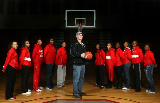 The Times Illinois Girls Basketball Coach of the Year: T.F. South's Steve Breshock