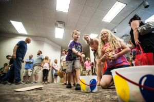 Kids Carnival at Lowell Public Library