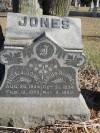 Jarius P. Jones, 1834-1896