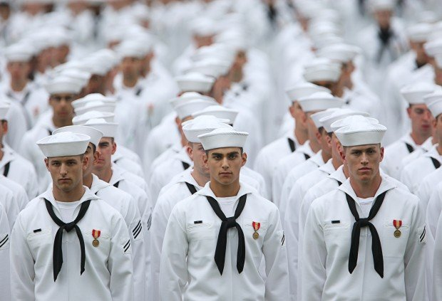 Us Navy Boot Camp Graduation