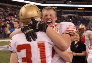 Gallery: Andrean football team wins Class 3A state championship