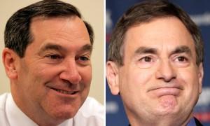 Poll: U.S. Senate race tied; Pence, Romney lead big