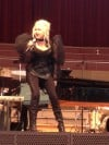Cyndi Lauper Performing at Millennium Park for Broadway in Chicago Preview Aug. 6, 2012