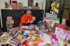 Highland man collects toys for children in Illinois hospital