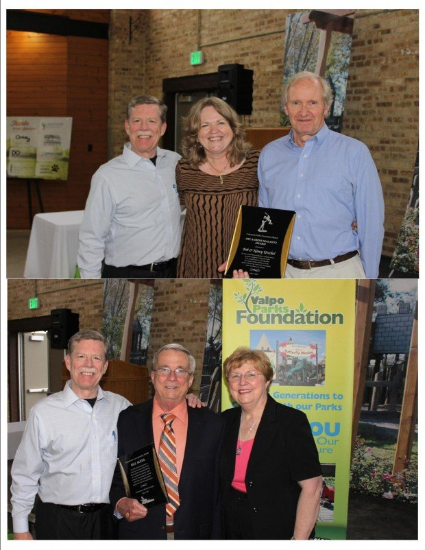Malasto Legends Award, Legendary Friend honors given by Parks Foundation