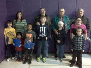 Veterans Day at Ridge View Elementary