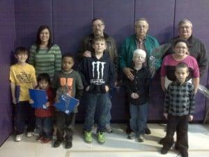 Veterans Day at Ridge View Elementary