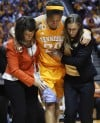 No. 2 Irish, Diggins make quick work of No. 9 Lady Vols