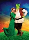 Michael Aaron Lindner as Shrek and Summer Naomi Smart as Princess Fiona