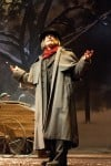 Christmas spirit continues this week with Yando as Scrooge at Goodman