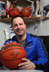 Lake Central's Dave Milausnic is The Times Coach of the Year in boys basketball.