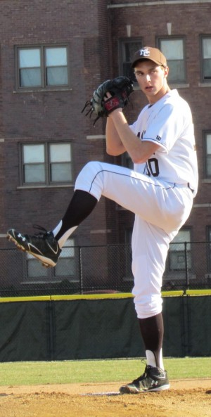Mount Carmel baseball player Laurisch is leader in any language