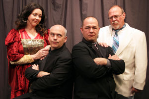 Hammond Community Theatre brings 'Hell' to stage