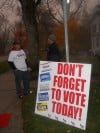 Workers report low turnout at many Lake County polling places