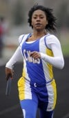 TFS INVITATIONAL GIRLS TRACK  MEET