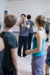 Terence Marling lends his Choreography to 'Harold'